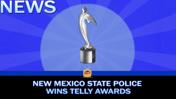 New Mexico State Police Wins Telly Awards