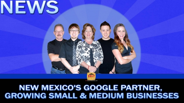 New Mexico's Google Partner, Growing Small & Medium Businesses
